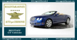 Bentley GT Cabriolet 4 posti