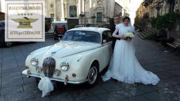 jaguar MK2 Old White English
