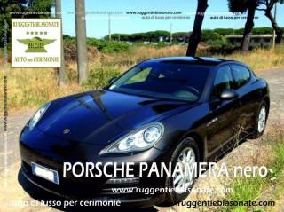 PORSCHE PANAMERA NERO
