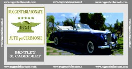 Bentley S1 Cabriolet 4 posti