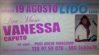 19 agosto 2017 lido lido -->> live music con Vanessa Caputo
