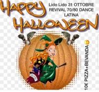 31 ottobre Happy Halloween al  lido lido