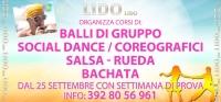 AL LIDO LIDO corsi di: Balli di gruppo/balli coreografici
