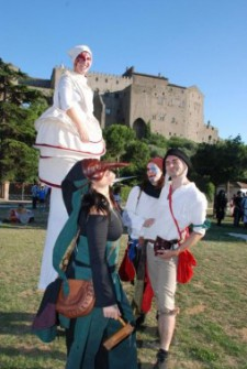 in scena al Festival di Ludika 1243