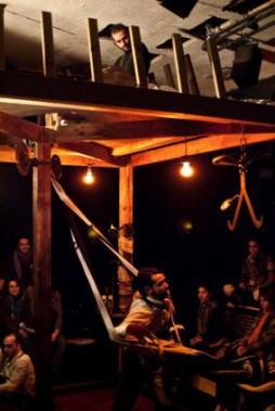 Foto di Scena del I Studio di I.Faggiano