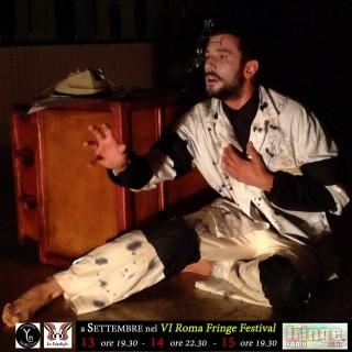 andate in scena al Fringe Roma 2017