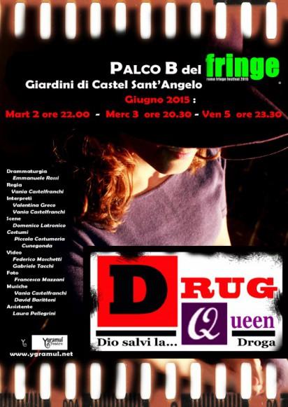 Debutto al Roma Fringe Festival
