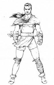 disegno di Taiyo Yamanouchi