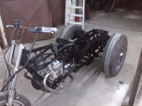 Moto Guzzi Trike