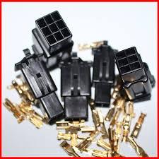 Kit connettore 2 vie serie 110 colore nero
