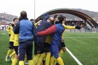 Valdiano - Battipagliese 2-0