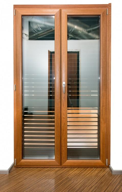 Alluminio legno - Smontare maniglia finestra senza viti ...
