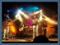 SalernoToday - Gli Italian Bee Gees alla Notte Bianca